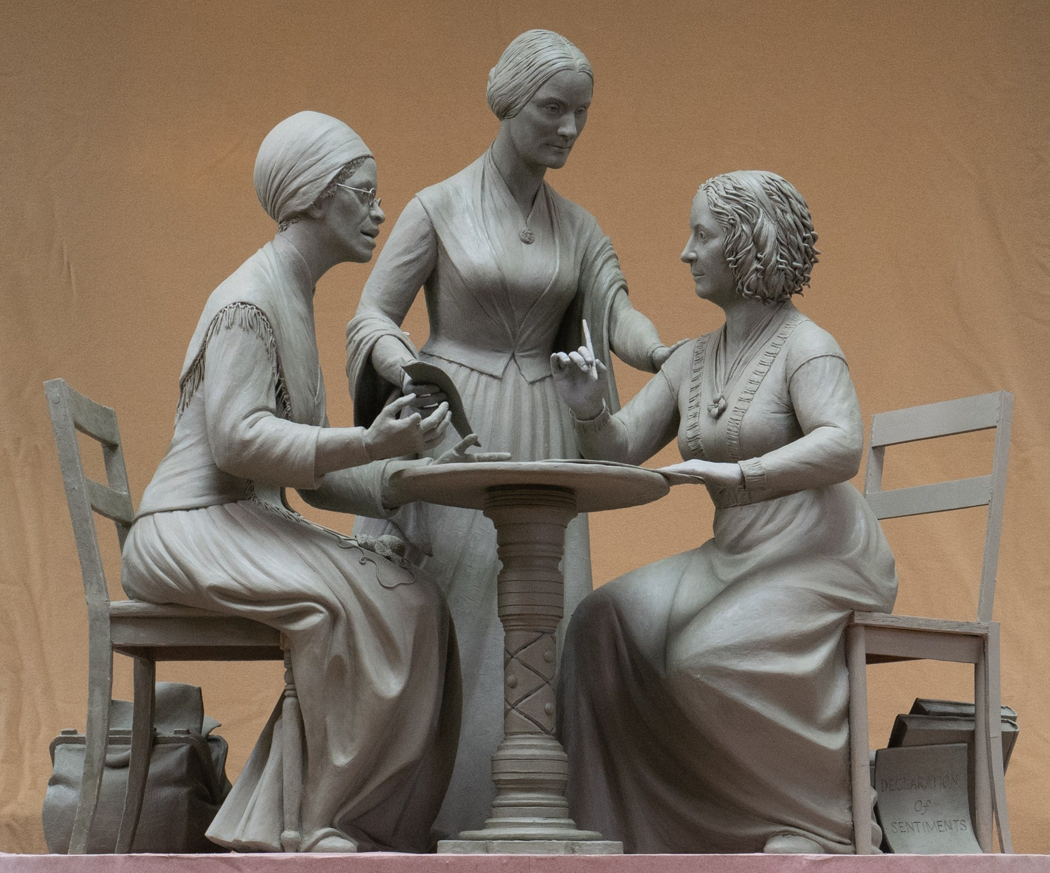 Sojourner Truth Gets Immortalized In Central Park