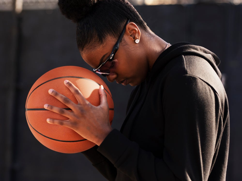 Oakley Launches For The Love Of Sport Campaign Featuring Nigel Sylvester And Diamond DeShields