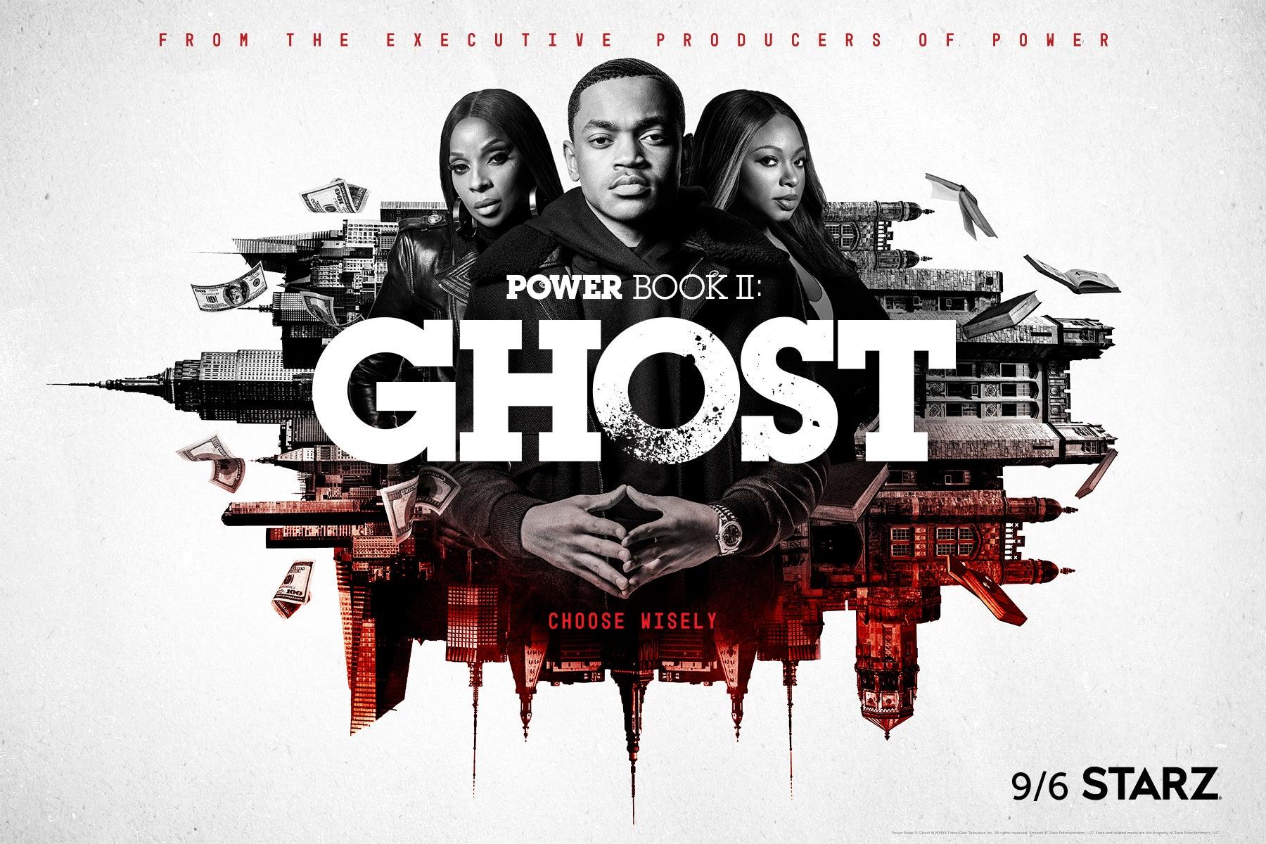 Power Book II: Ghost Season 1 2020