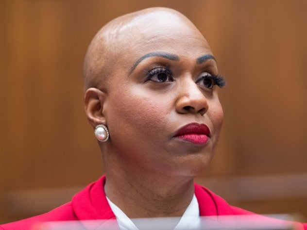 Ayanna Pressley Is Beauty Inspiration For All Of Us