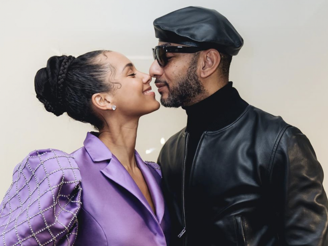 This Week In Black Love: Alicia Keys And Swizz Beatz Celebrate 10 Years Of Marriage And More!
