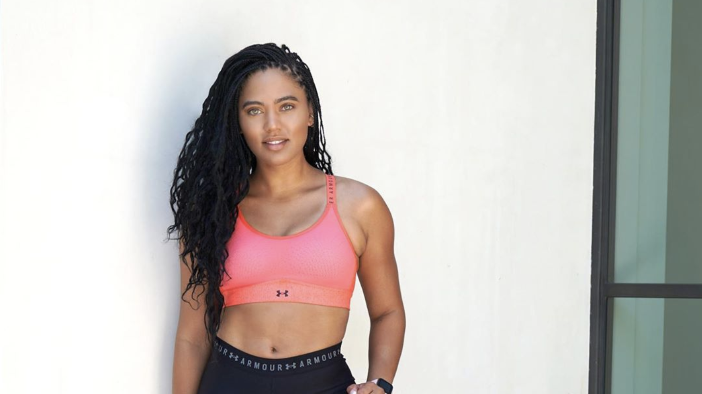 Ayesha Curry Shares The Lifestyle Changes That Helped Her Lose 35 Pounds