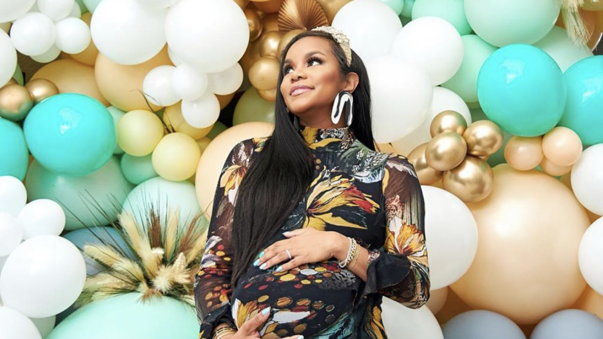 LeToya Luckett Hosts Virtual Baby Shower Due To Covid-19 Pandemic