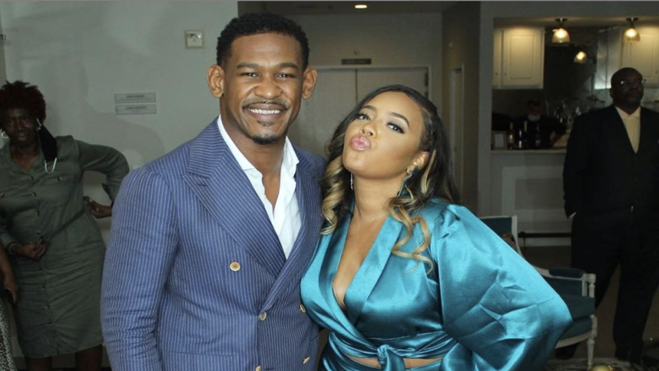 This Week In Black Love: Angela Simmons Has A New Man & More