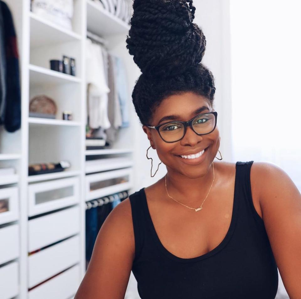 Black Creators: Ebony Jamison Of BrownSkinBeautiful Knows Transparency Is Key
