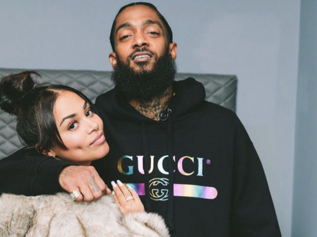 This Week In Black Love: Lauren London Honors Her 'Twin Flame' Nipsey Hussle And More!