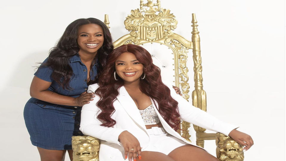 Kandi Burruss Throws Her Daughter Riley An 18th Birthday Party