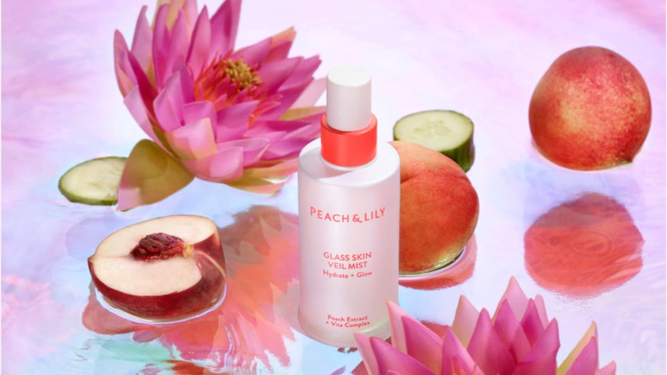 Peach & Lily's  Face Mist For Glassy Skin Is Finally Here