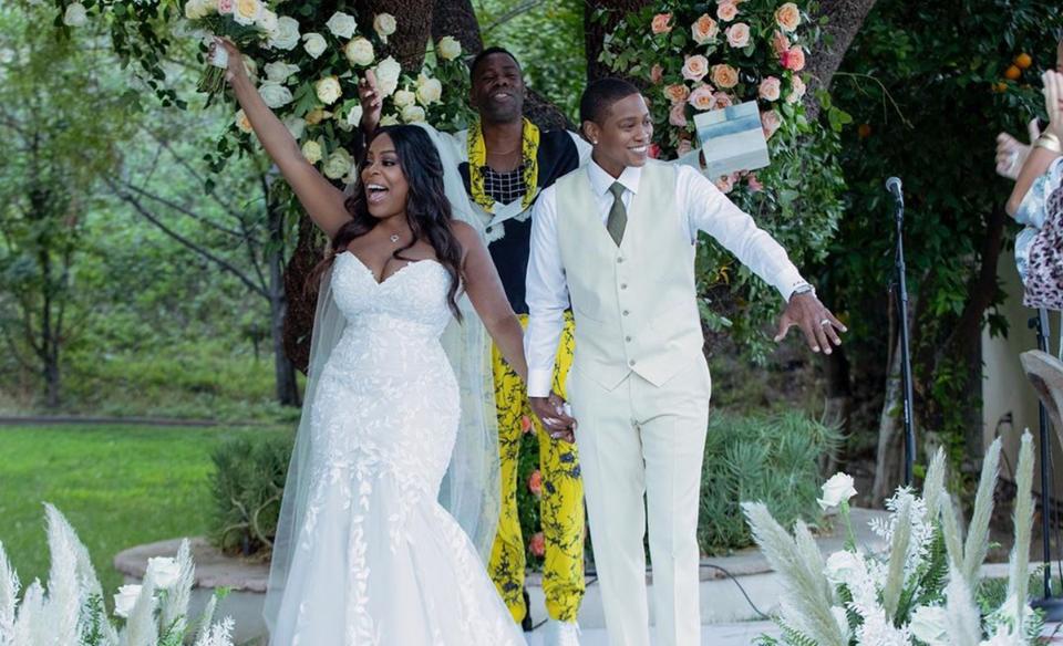 Niecy Nash Reveals Surprise Wedding News, Marries Musician Jessica Betts