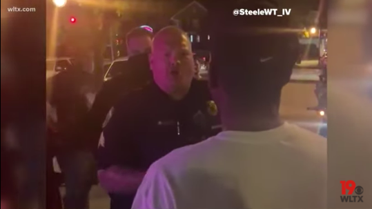 South Carolina Police Officer Caught On Camera Repeatedly Using N-Word