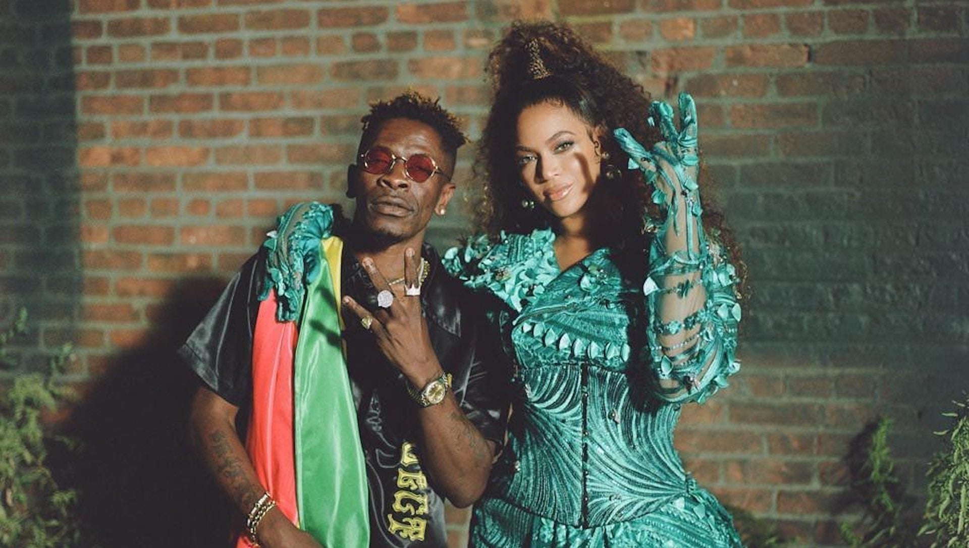 Shatta Wale Curates 10 Songs Dripped In Black Excellence You Should Stream Right Now