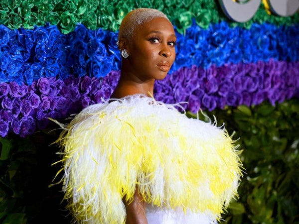 Cynthia Erivo's Black Women In Hollywood Speech Will Move You To Tears