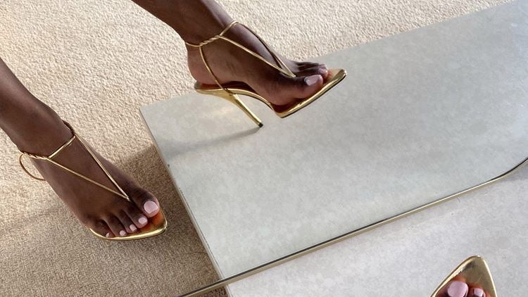 Here's Why You'll Never Want To Take A BYDOSE Heel Off