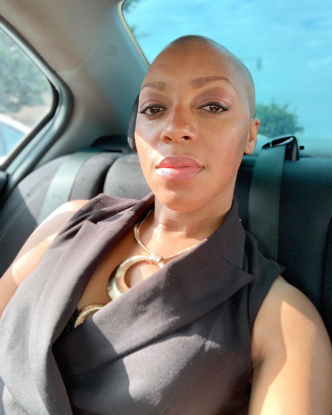 21 Bald Black Women That Make Us Want To Shave Our Heads - Essence