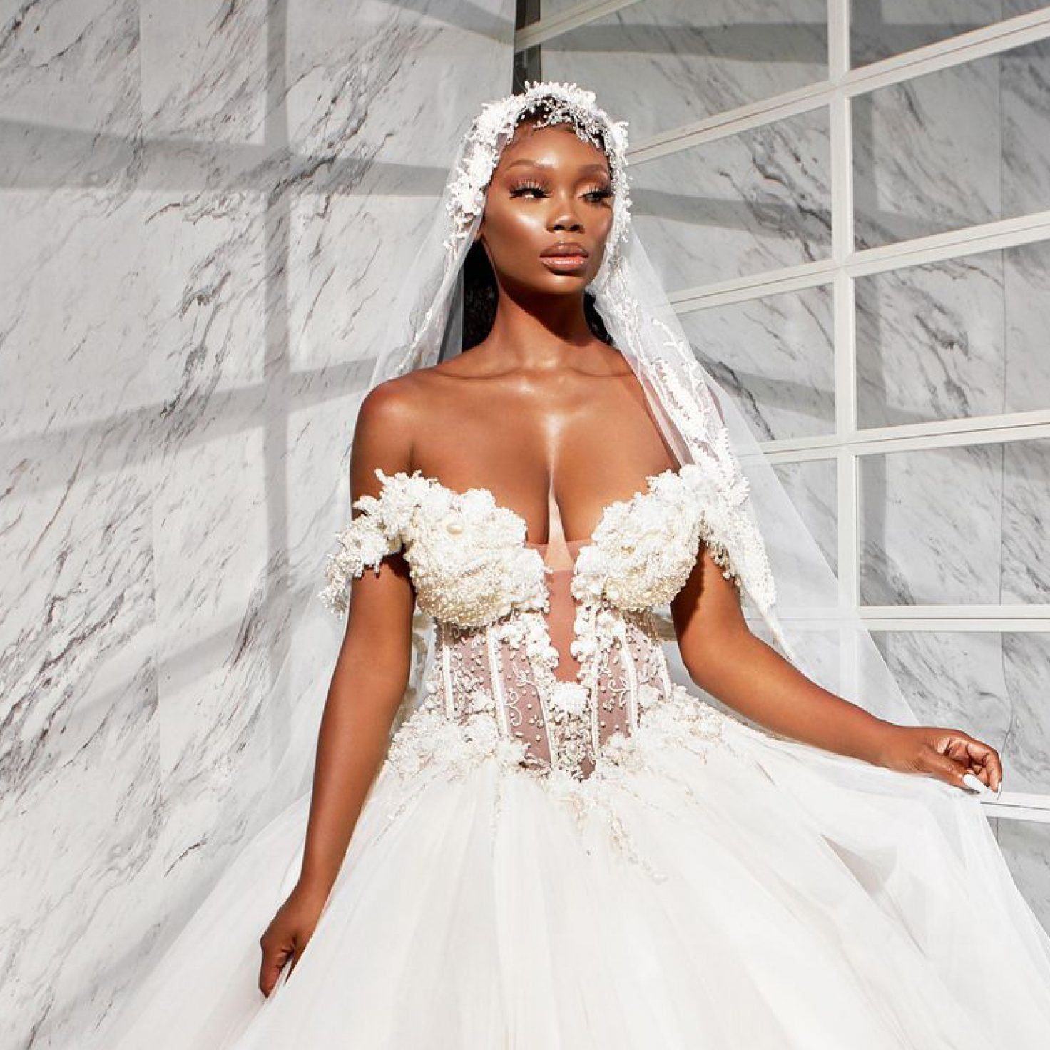 Ese Azenabor's Latest Bridal Collection Gives Hope For Brides-To-Be