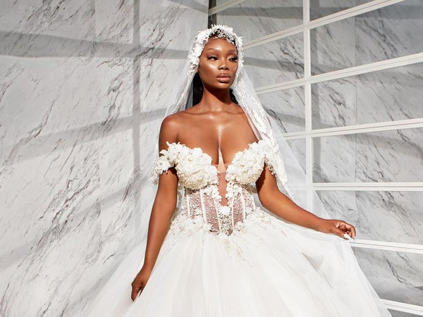 Ese Azenabor Drops New Bridal Collection 'Grand Cathedral'
