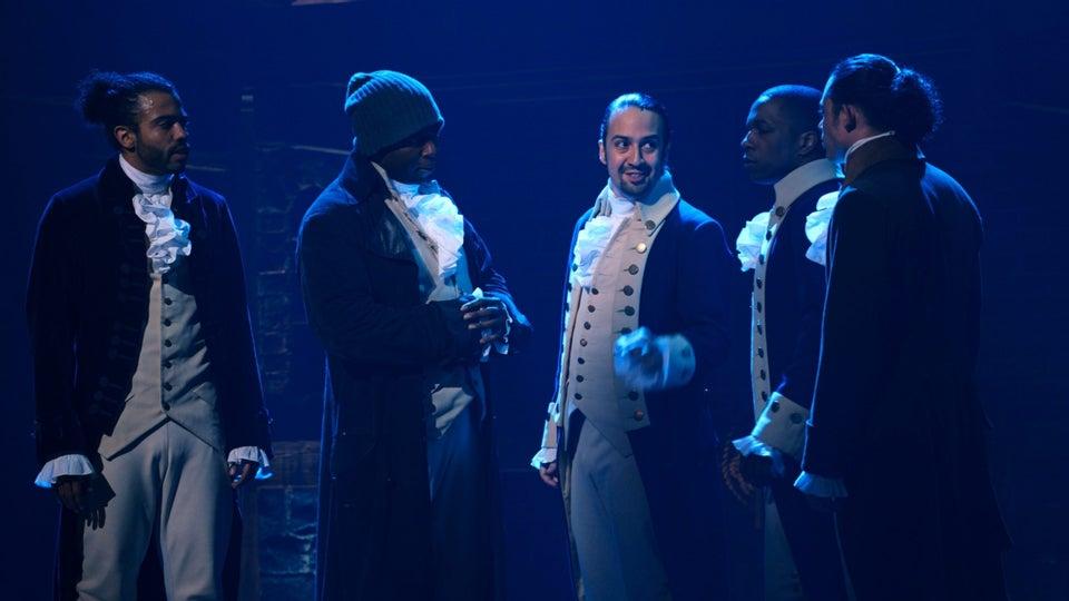 Original Cast Of 'Hamilton' Reunites Virtually In Support of Organizations Eradicating Racism