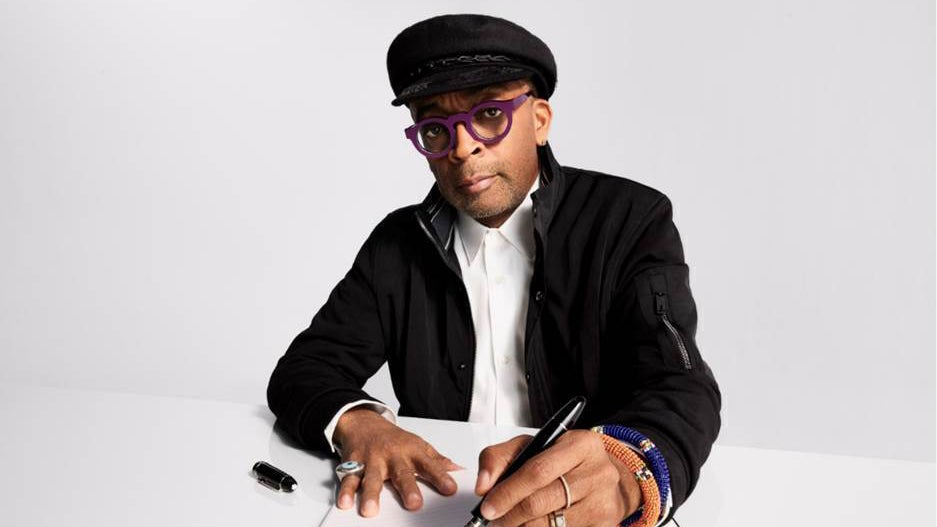 Montblanc Launches New Campaign With Spike Lee
