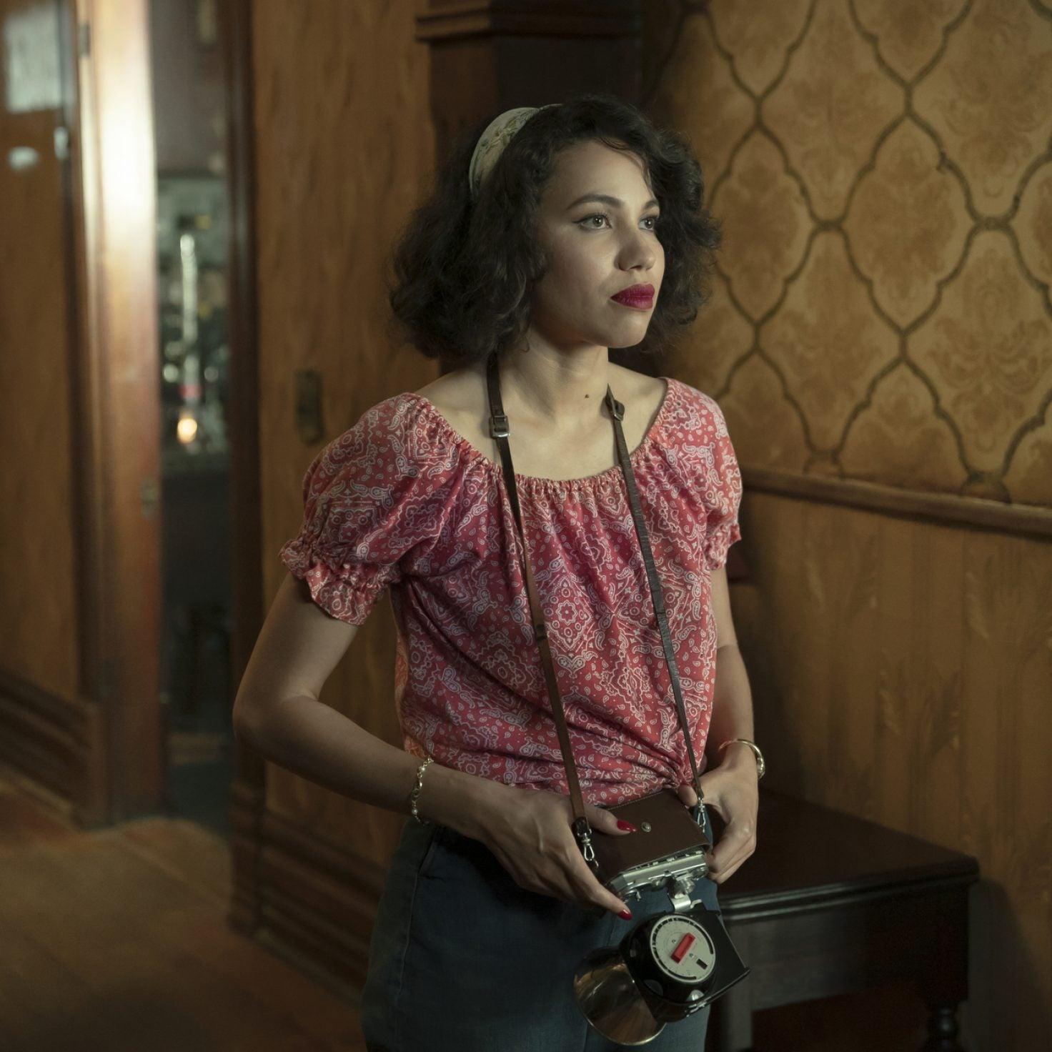 Jurnee Smollett Shares Behind-The-Scenes Burn Marks From That Horrific 'Lovecraft Country' Scene