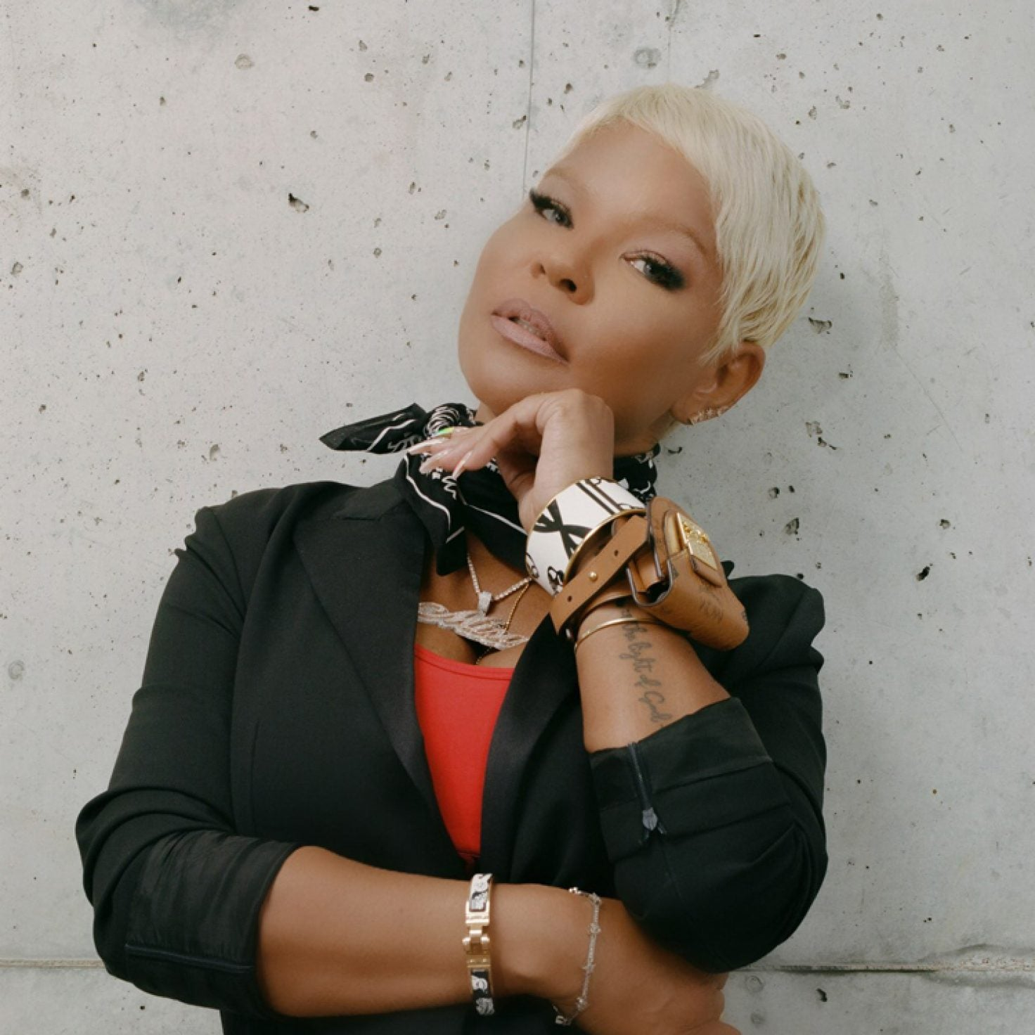 Misa Hylton Says 'It Feels Good' Seeing The Love She Received After 'Wap' Video