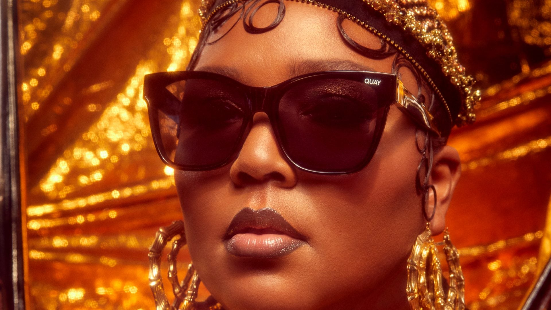 Lizzo Drops Second Collection With Quay Australia