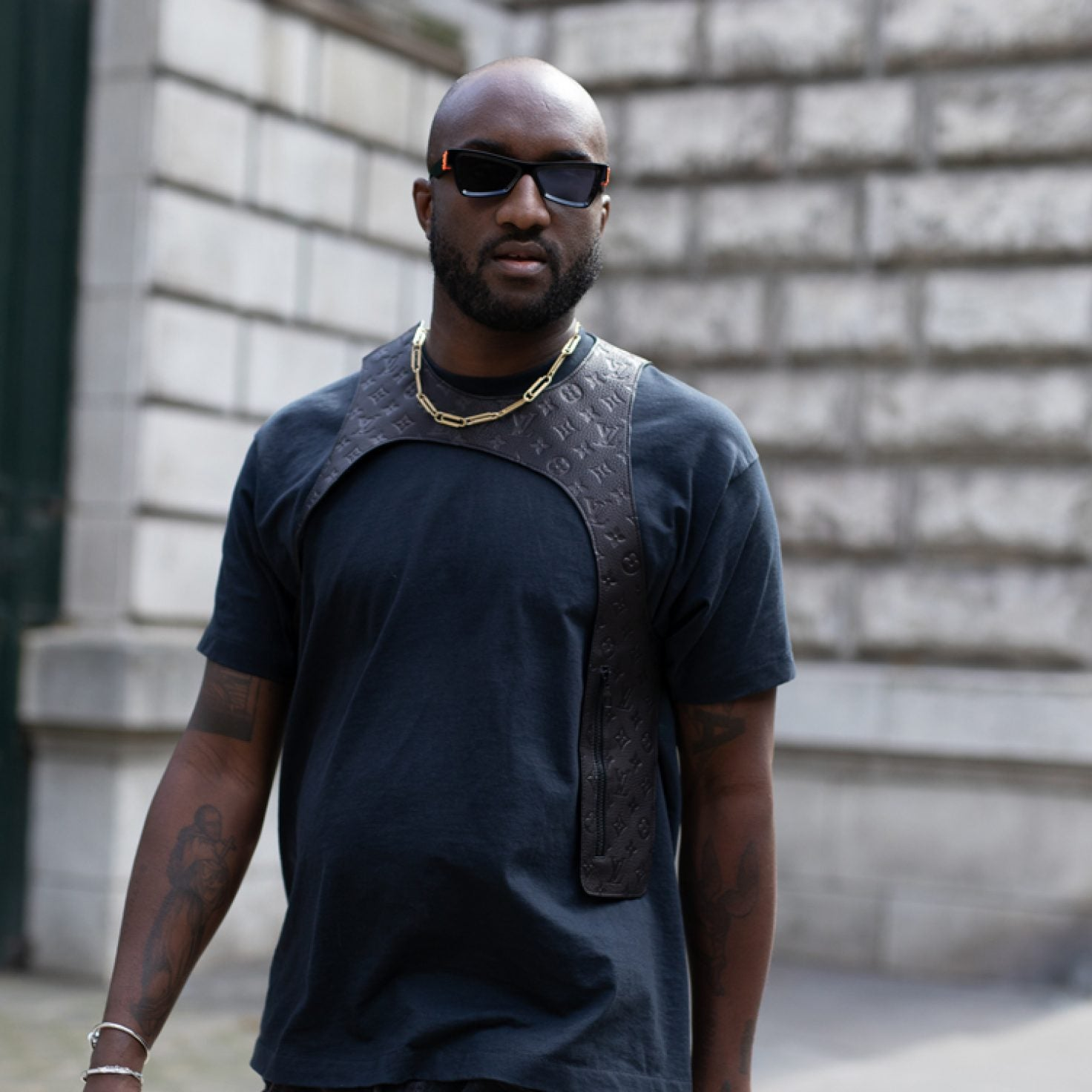Virgil Abloh Explains Why His 2019 Off-White Hoodie 'Elevates Black Voices' In Fashion