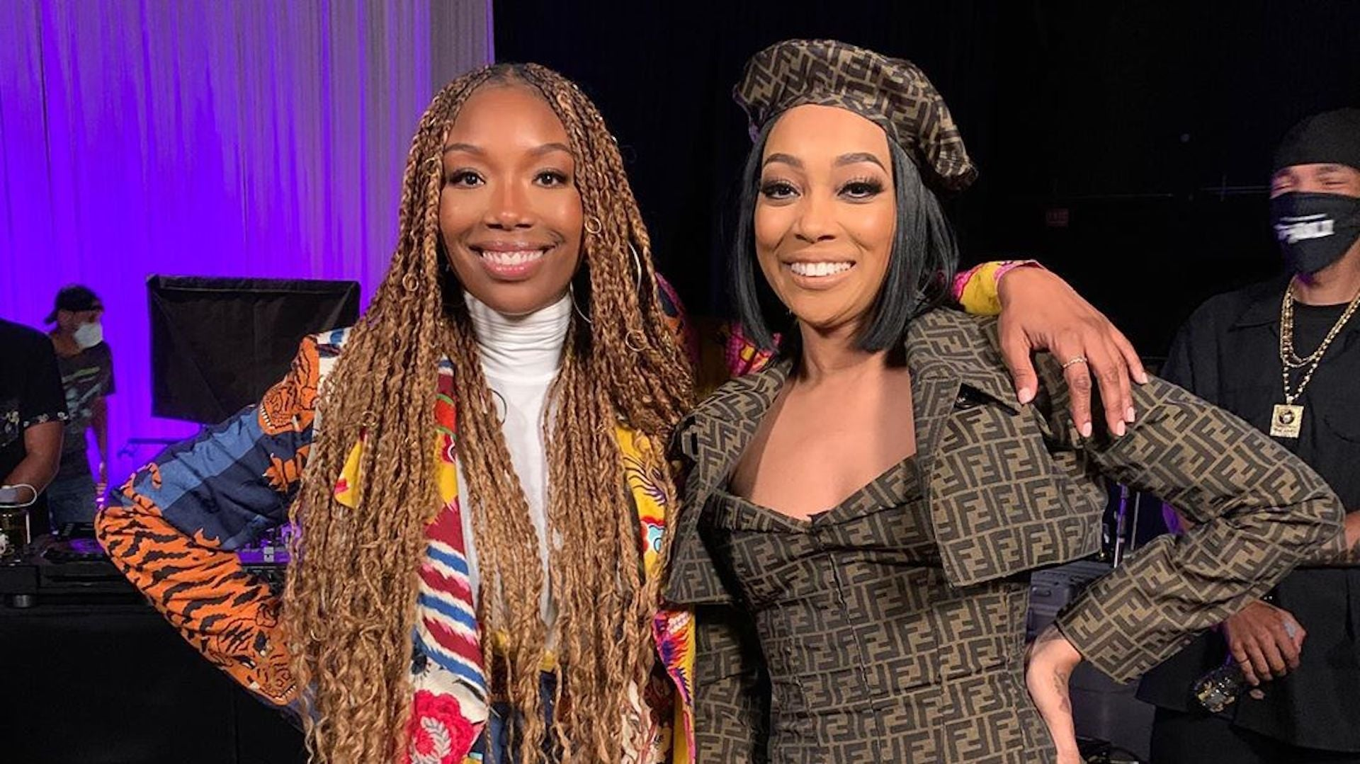 Monica Says Verzuz Battle With Brandy Wasn't Awkward Or A Shadefest