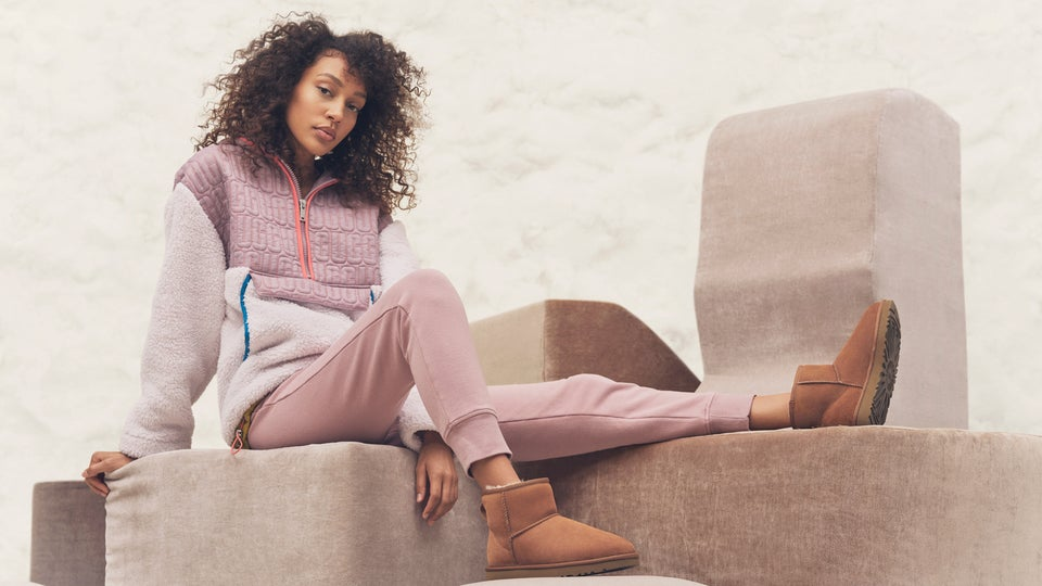 UGG Steps Into Apparel With Its First Collection