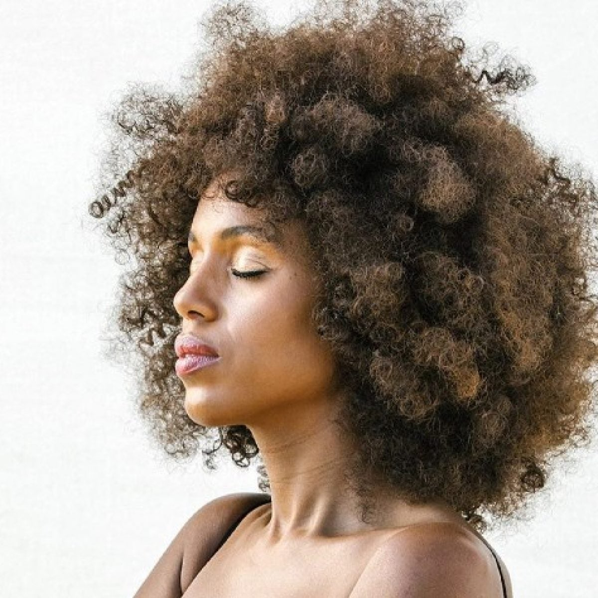 These Celebrities Showed Out For World Afro Day 2020
