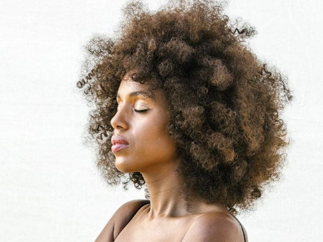 Celebrities Got Into The Spirit Of World Afro Day