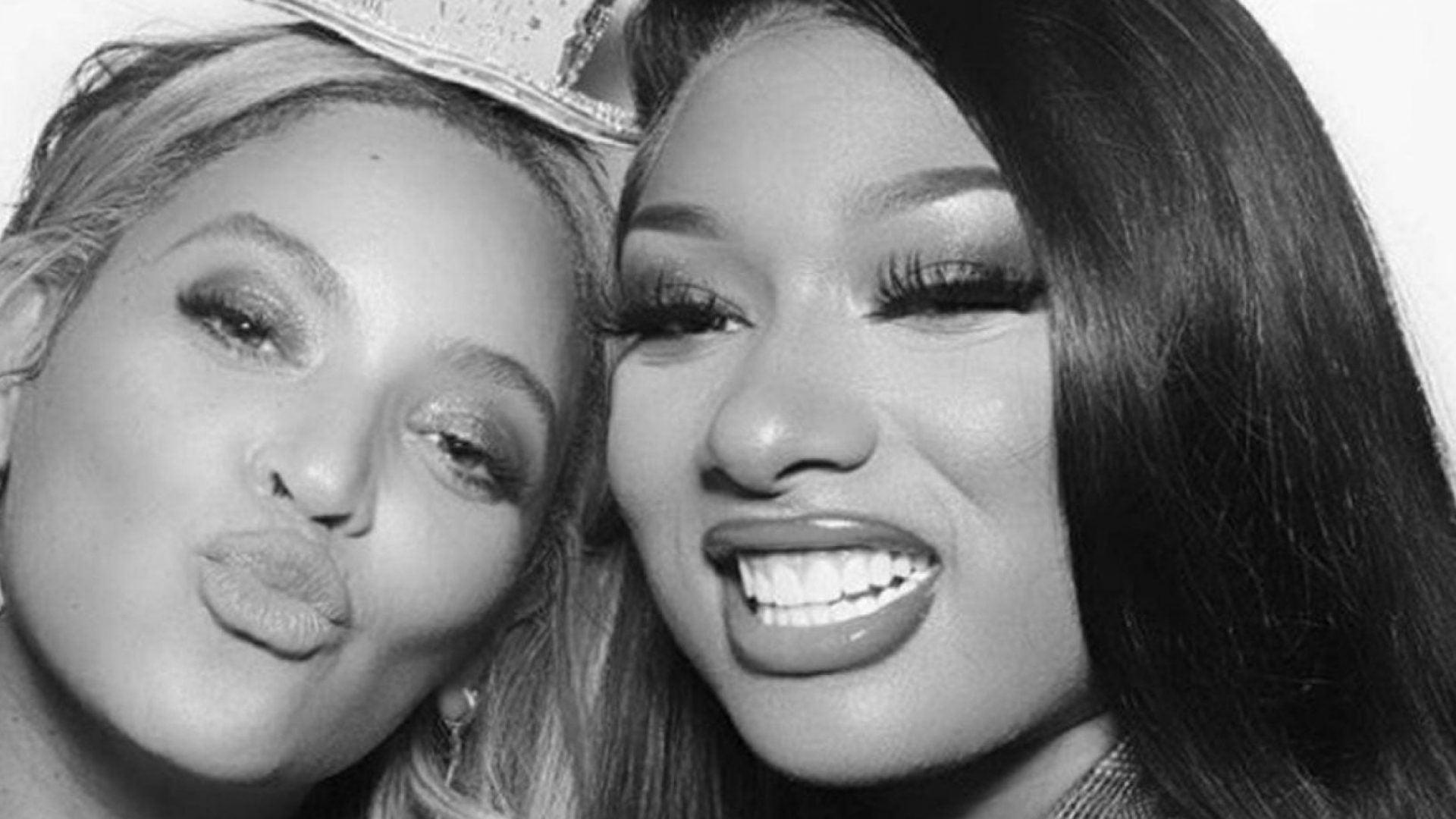 Garanhão de Megan Thee pode se apresentar com Beyoncé no Grammy de 2021