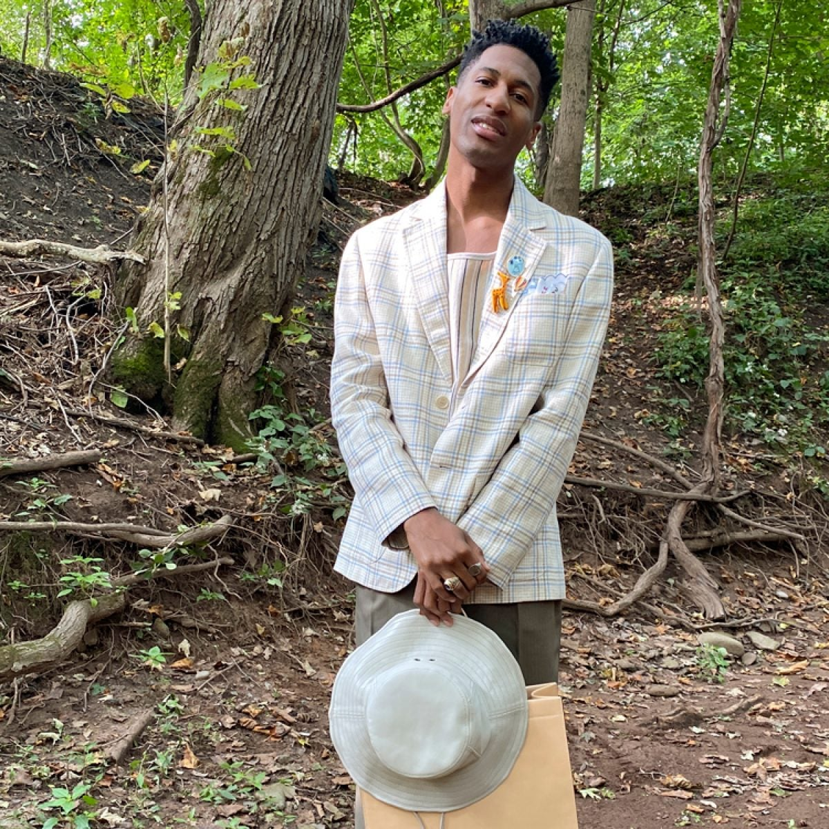 Coach Taps Jon Batiste For Spring 2021 Campaign Coach Forever