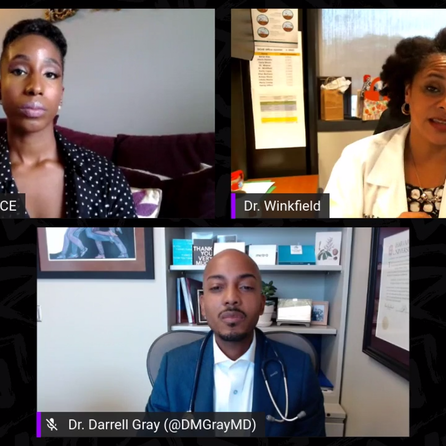 Black Doctors Explain Colon Cancer Risks And Prevention