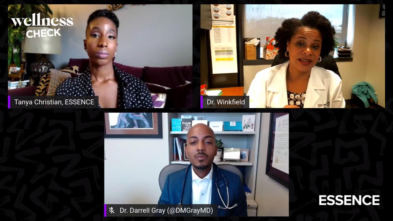 Black Doctors Explain Colon Cancer Risks And Prevention