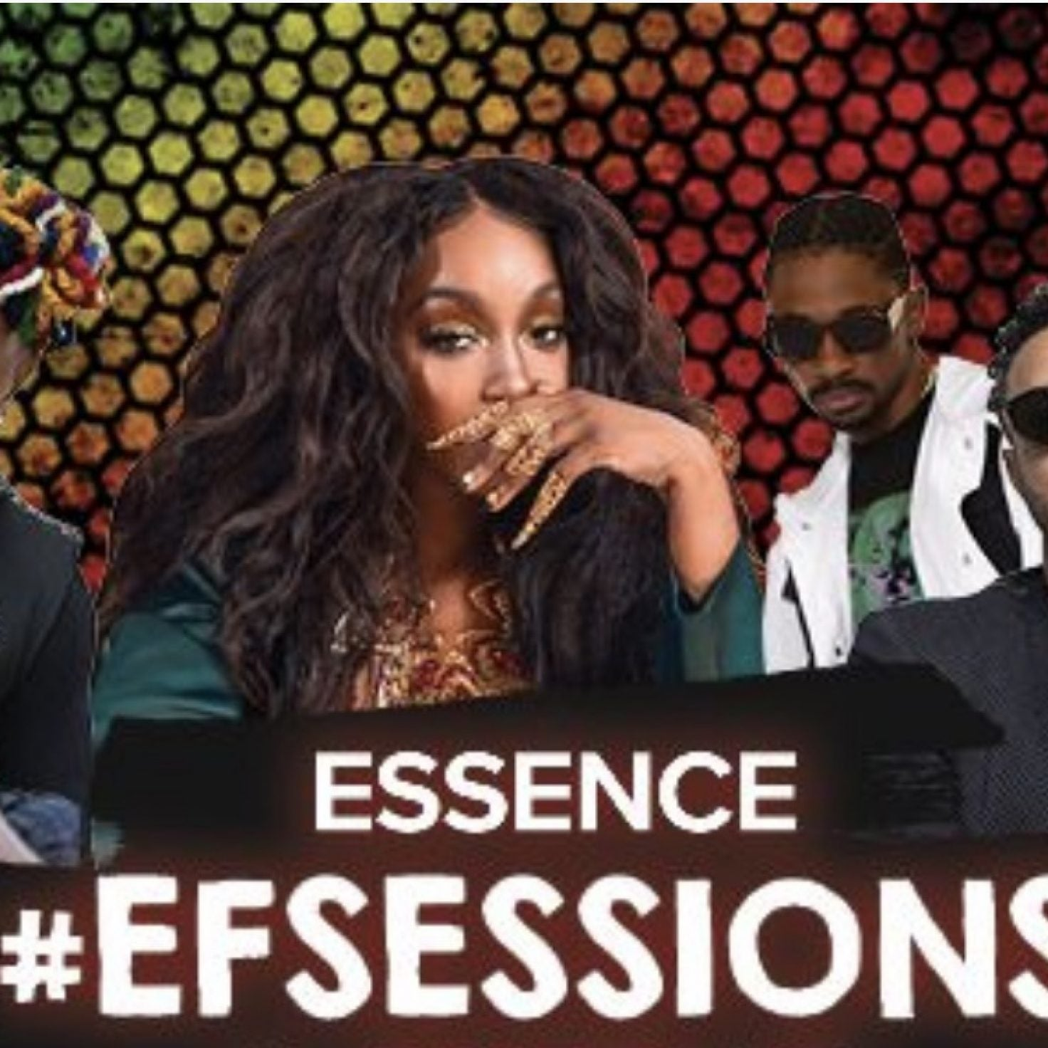 #EFSessions: Join Estelle, Elephant Man, Shaggy, Chronixx & More For The Ultimate Labor Day Weekend Kickoff