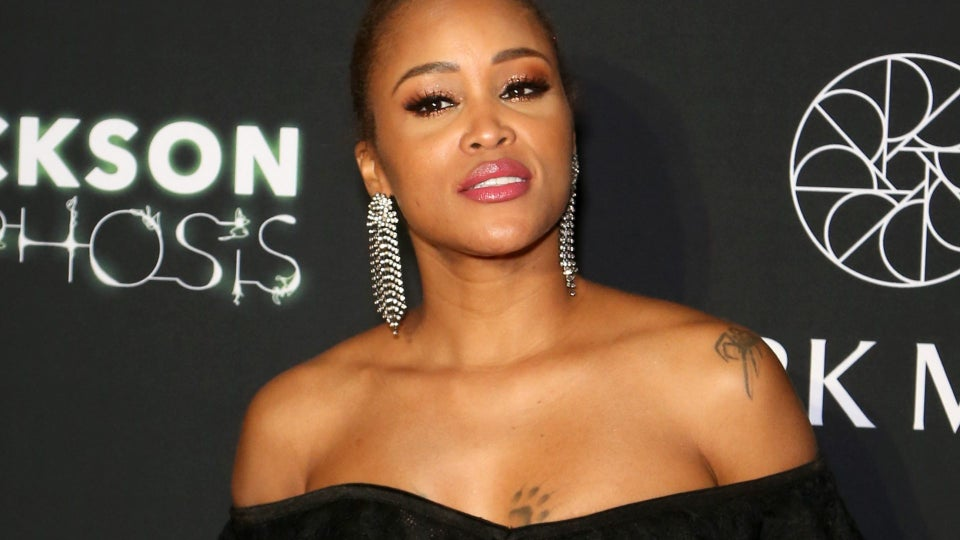 Eve Returns To Hosting 'The Talk' From London