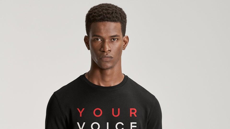 Michael Kors Launches Your Voice Matters Campaign