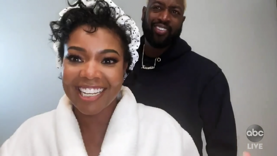 Gabrielle Union And Dwyane Wade Tribute 'Insecure' At The 2020 Emmy Awards