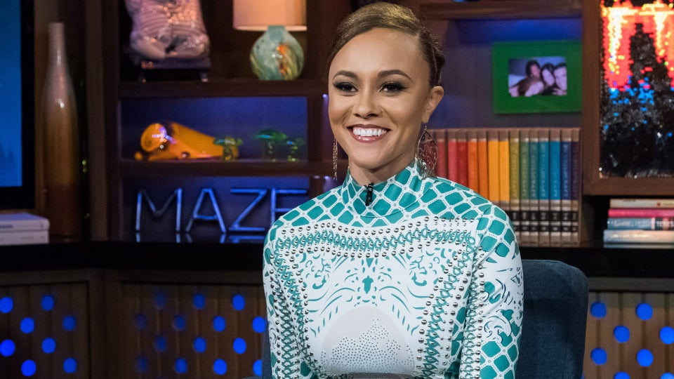'Real Housewives Of Potomac' Star Ashley Darby Is Pregnant