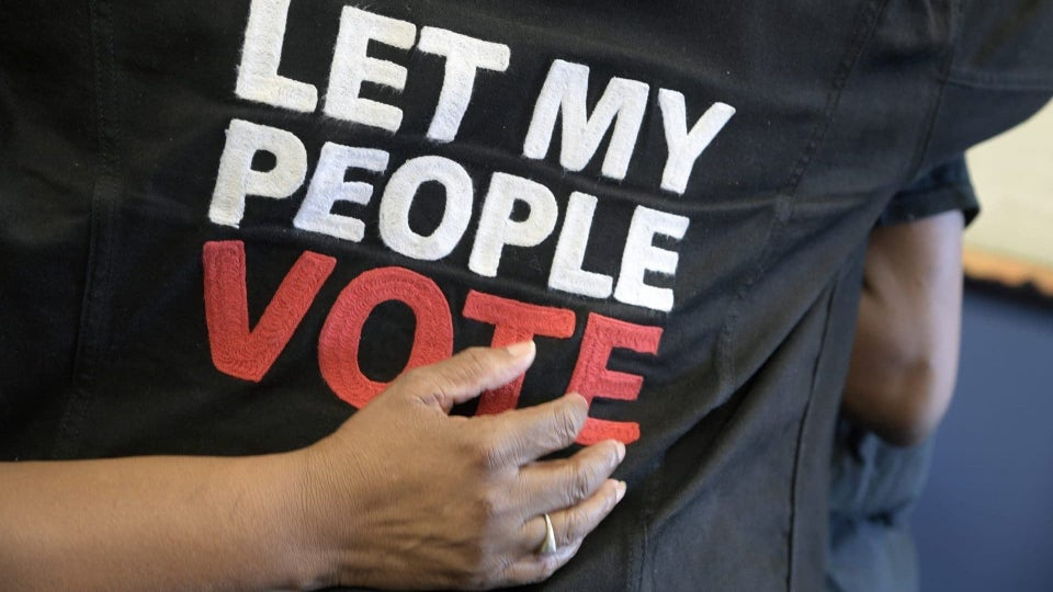 Florida AG Calls For Investigation Into Effort To Restore Voting Rights