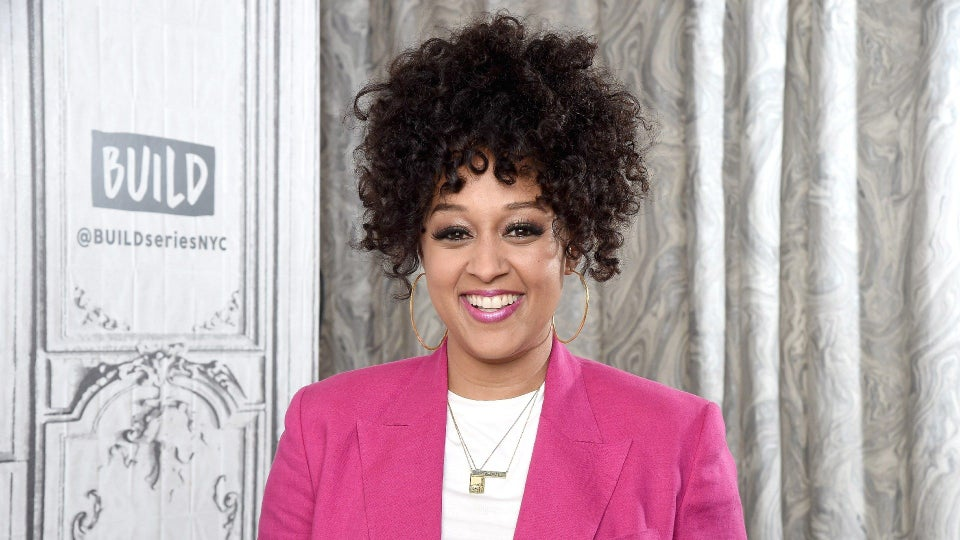 Tia Mowry And Her Brother Show Off Their Afros In A Beautiful Photo