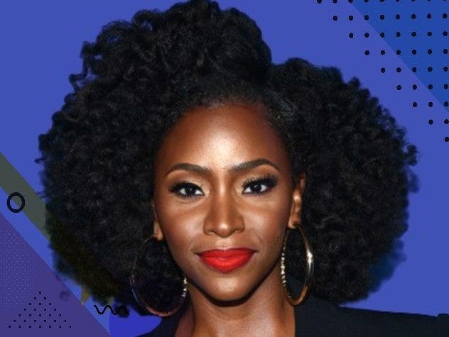 Teyonah Parris Shares Her Quarantine Hair Journey In Photos