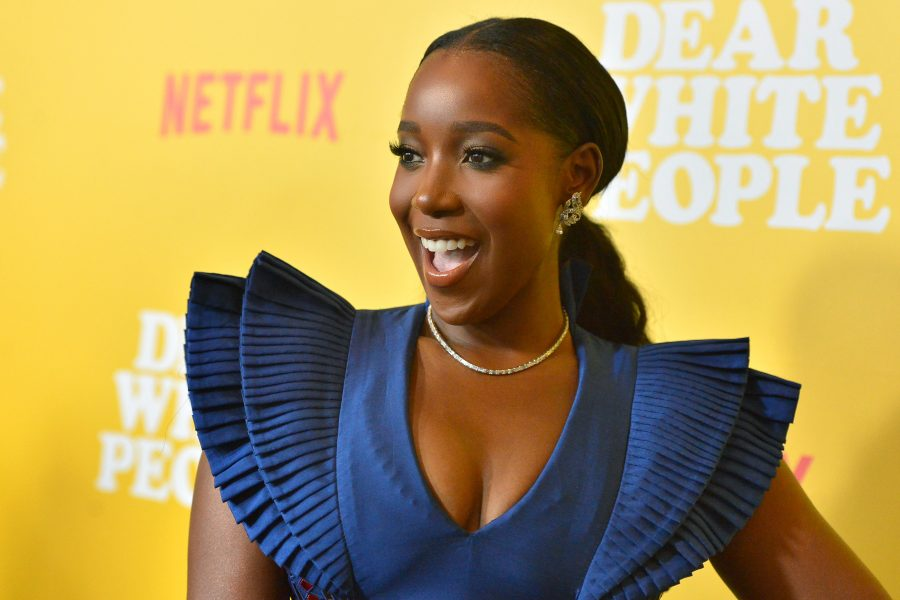 'Dear White People' Actress Ashley Blaine Featherson Gets ...