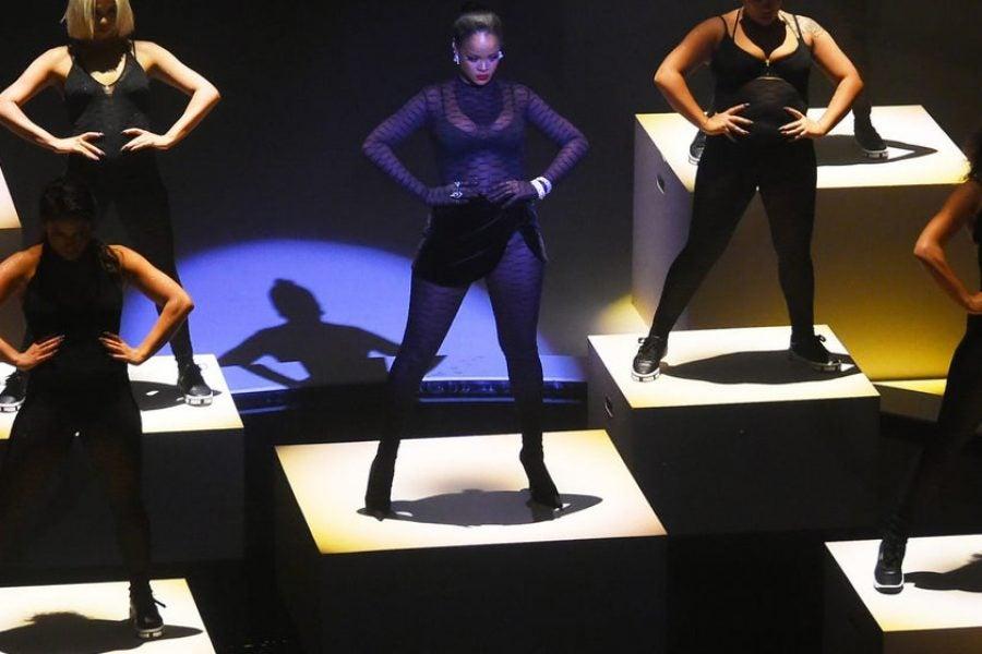 Rihanna Returns to Amazon Prime Video For Savage X Fenty Show Vol. 2