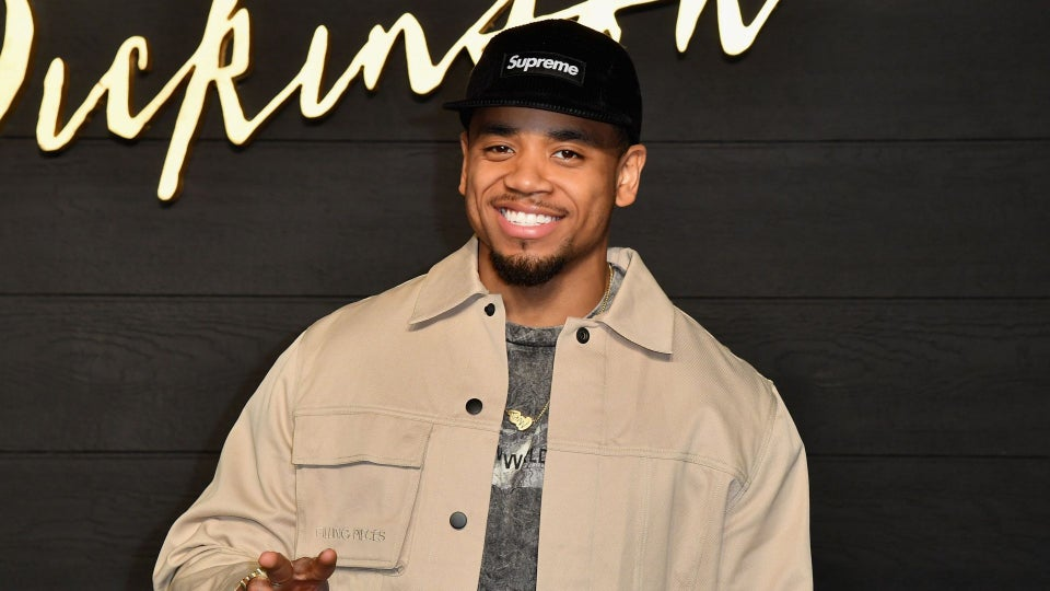 Exclusive: Mack Wilds Shows Off His Daughter In His New Music Video
