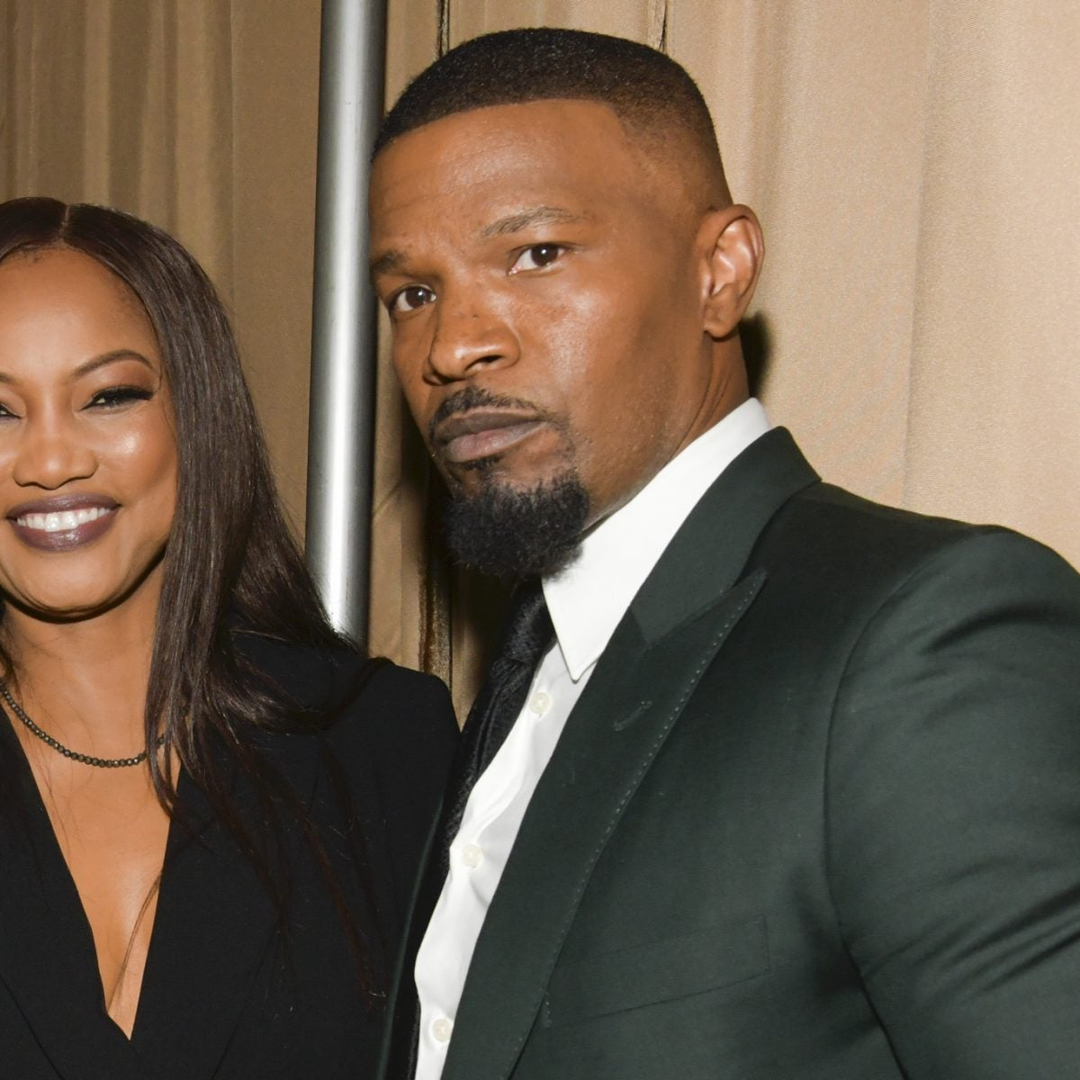 Garcelle Beauvais Just Revealed a Sexy Secret About Jamie Foxx (Her Crush)