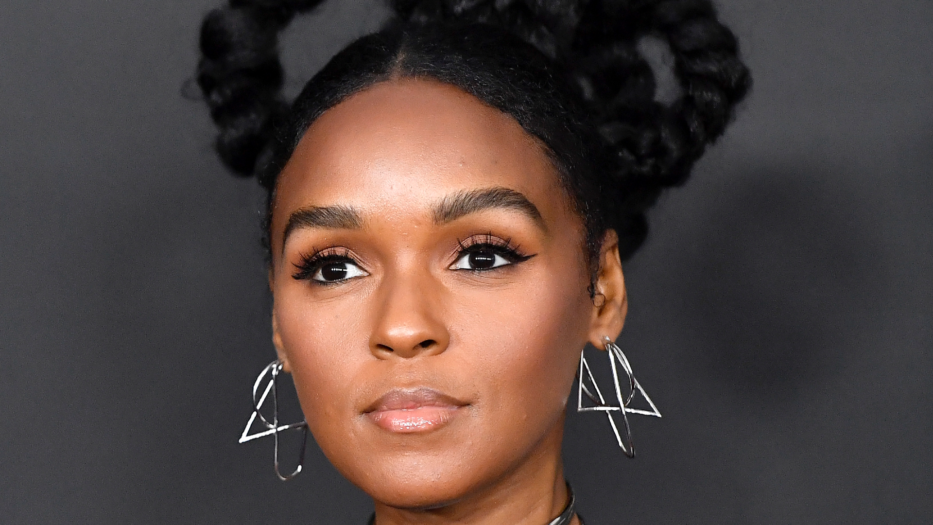 Janelle Monáe Is Serving Up Fall Hair Inspiration In New  Photos