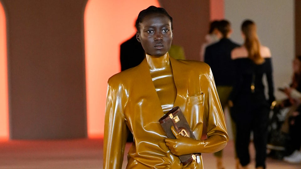 Latex Is The Power-Embracing Trend Set For Fall 2020
