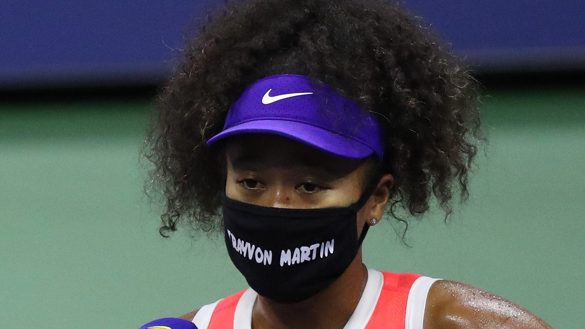 Parents Of Trayvon Martin, Ahmaud Arbery Thank Naomi Osaka For Wearing Masks During U.S. Open