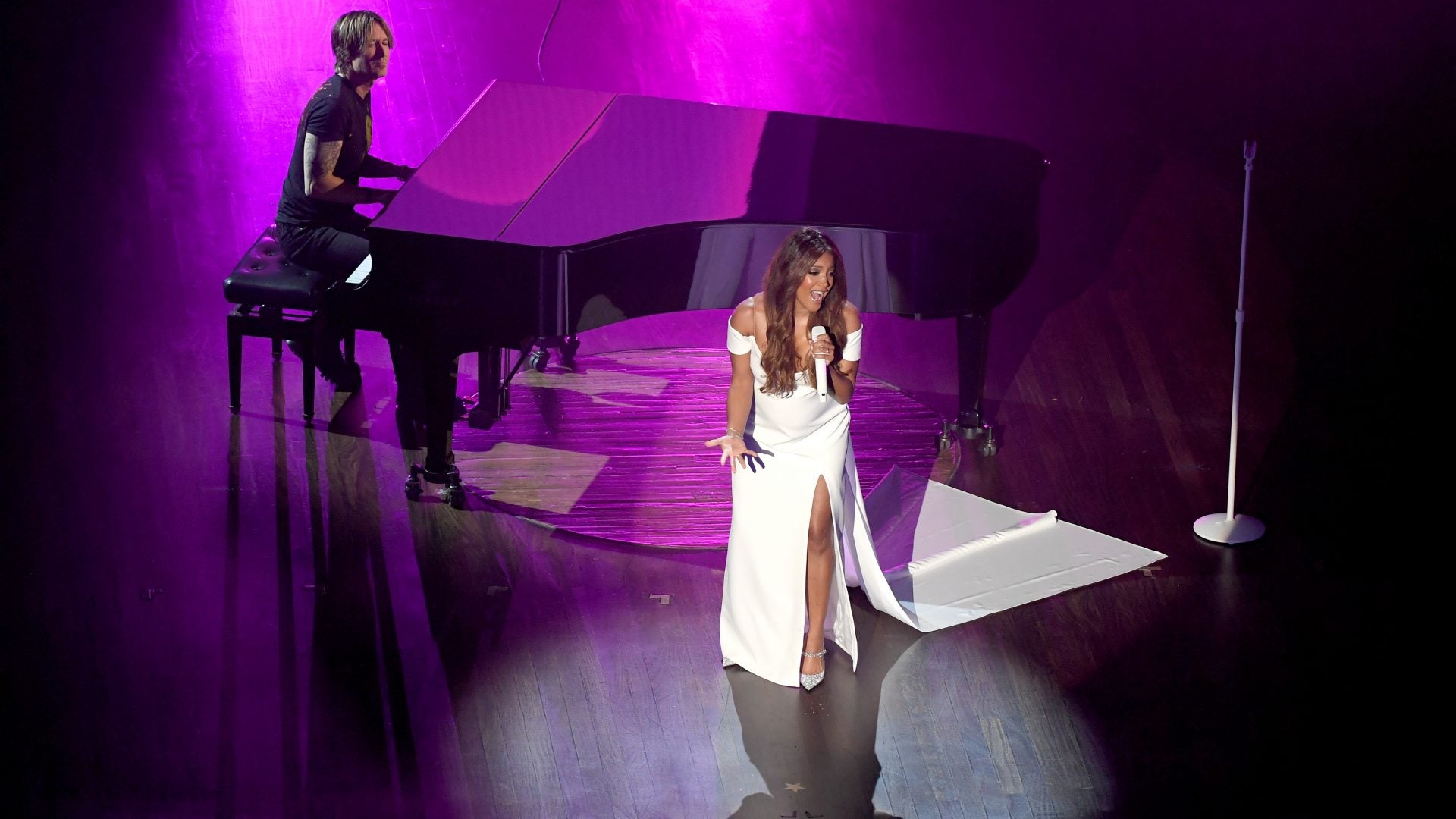 Mickey Guyton Is The First Black Woman To Perform At ACM Awards